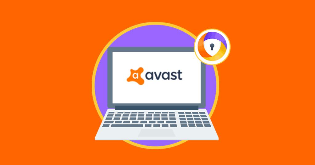 Логотип браузера Avast