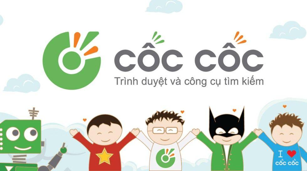 логотип Coc Coc Browser